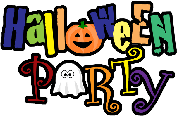 Halloween Parties next week!!